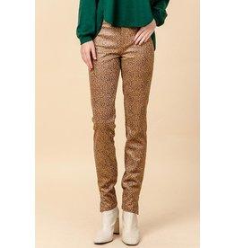 The Ritzy Gypsy LEO Leopard Print Pants