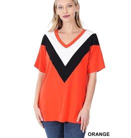 Zenana Premium COWBOYS Short Sleeve Shirt