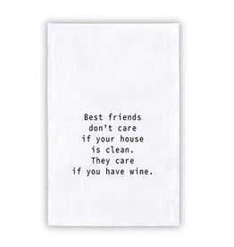 Face to Face BEST FRIENDS Thirsty Boy Towel
