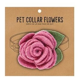 The Ritzy Gypsy Pet Collar Flowers MINI
