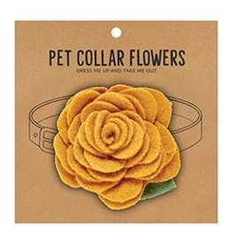The Ritzy Gypsy Pet Collar Flowers