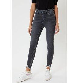 Kan Can CHARLOTTE ANN High Rise Black Jeans