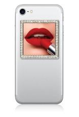 IDECOZ SPLURGE Phone Mirror with Crystals