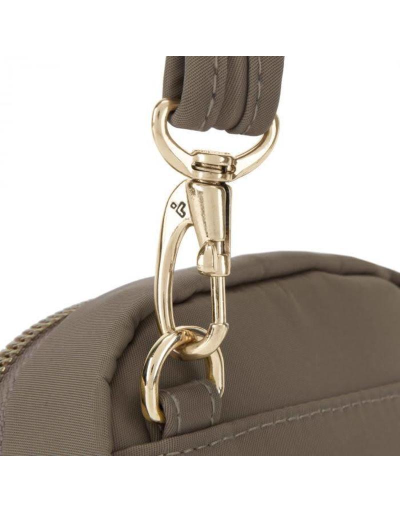 Travelon Anti-Theft Tailored Crossbody Phone Pouch