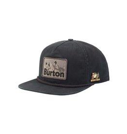 BURTON BURTON Buckweed Hat True Black