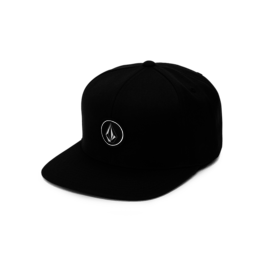 VOLCOM VOLCOM Quarter Twill Hat Black