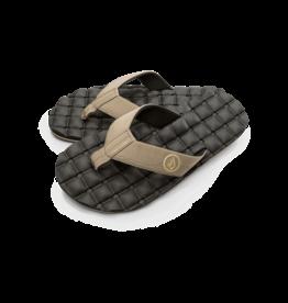 VOLCOM VOLCOM Recliner Sandal Khaki