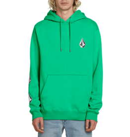 VOLCOM VOLCOM Deadly Stone Pullover Hoodie Wintergreen