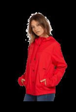 VOLCOM VOLCOM Enemy Stone Jacket Flash Red