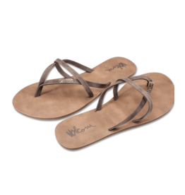 VOLCOM VOLCOM All Night Long Sandal Brown