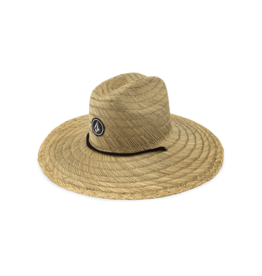 VOLCOM VOLCOM Quarter Straw Hat Natural