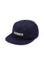 VOLCOM VOLCOM Crowd Control Hat Navy