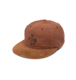 VOLCOM VOLCOM Volcrossing Hat Rustic Brown