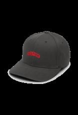 VOLCOM VOLCOM Stone Chop Xfit Hat Asphalt Black