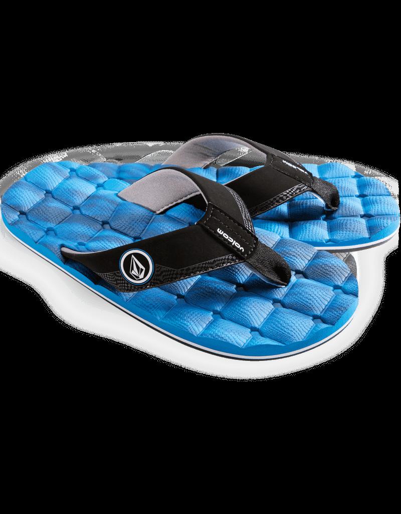 VOLCOM VOLCOM Recliner Sandal Bigyouth Marina Blue