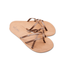 VOLCOM VOLCOM New School Sandal Brown