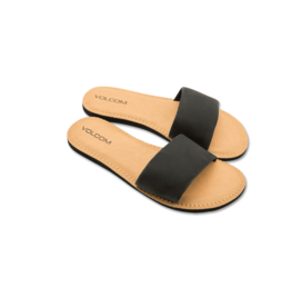 VOLCOM VOLCOM Simple Slide Sandal Black