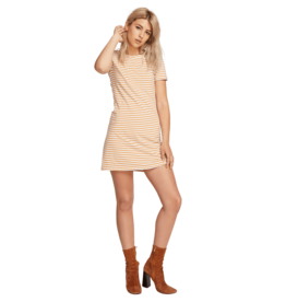 VOLCOM VOLCOM Looking Out Dress Camel