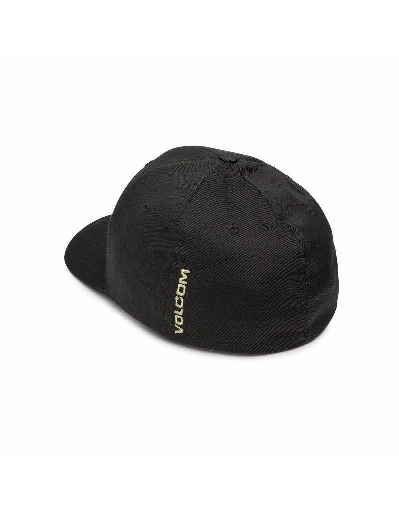VOLCOM VOLCOM Full Stone Xfit Hat Dusty Green