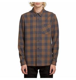 VOLCOM VOLCOM Joneze Long Sleeve Shirt Mushroom