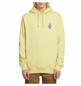 VOLCOM VOLCOM Deadly Stone Pull Over Hoodie Lime