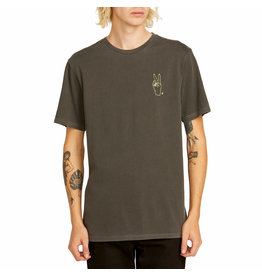 VOLCOM VOLCOM Good Luck S/S Tee Black