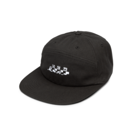 VOLCOM VOLCOM Broken Check Hat Black