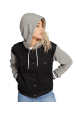 VOLCOM VOLCOM Sea Enemy Jacket Black