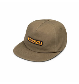 VOLCOM VOLCOM Youth Crowd Control Hat Military