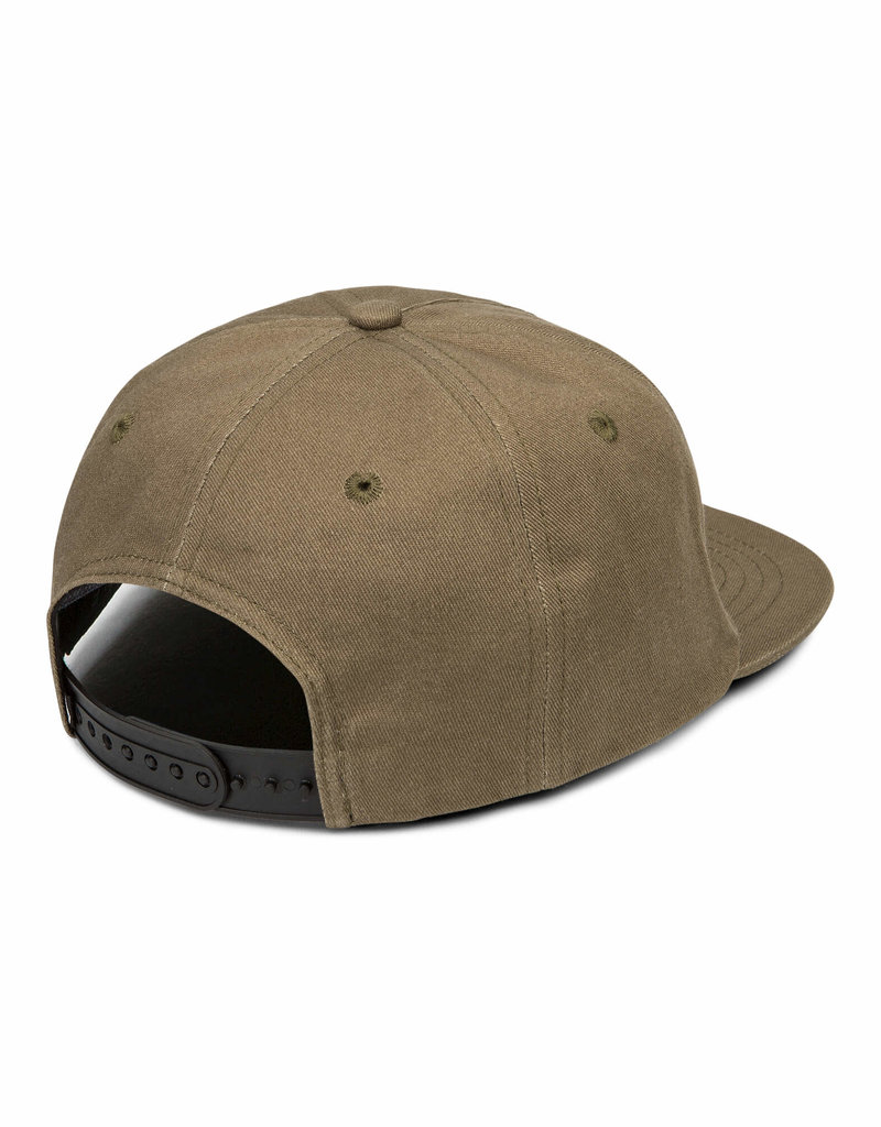 22bc2b7e629c51 YOUTH CROWD CONTROL HAT MILITARY - Edge of the World