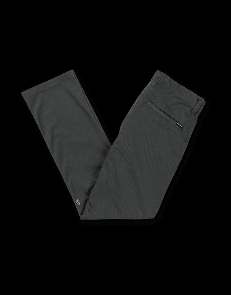 VOLCOM VOLCOM Frickin Modern Stretch Charcoal