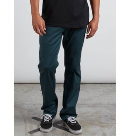 VOLCOM VOLCOM Frickin Modern Stretch Chino Pants Navy Green