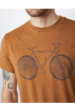 TENTREE TENTREE Elms Tee Brown Sugar