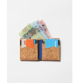 TENTREE TENTREE Cork Card Wallet Ev2 Cork
