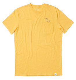 TENTREE TENTREE Takeout Pocket Tee Amber Yellow