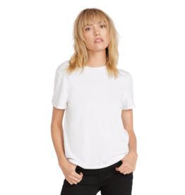 VOLCOM VOLCOM One Of Each Bf Tee White
