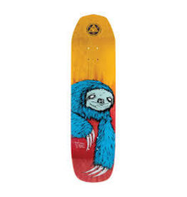 """WELCOME WELCOME Sloth On Vimana - Blue/Fire Stain [8.25""""]"""