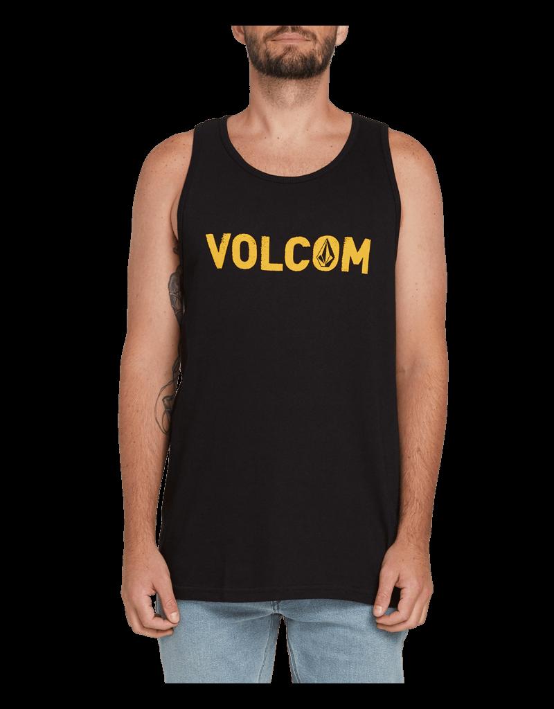 VOLCOM VOLCOM Cement Tank Black