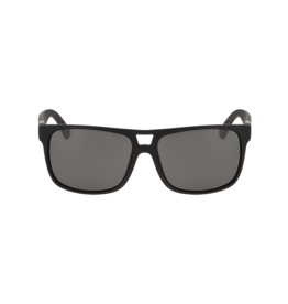 DRAGON DRAGON Roadblock - Shiny Black/ Smoke Polarized