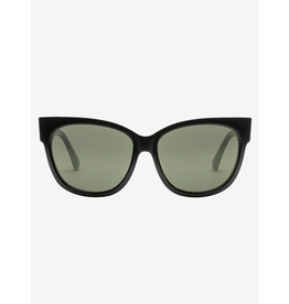 ELECTRIC ELECTRIC Danger Cat - Gloss Black/ Grey Polarized