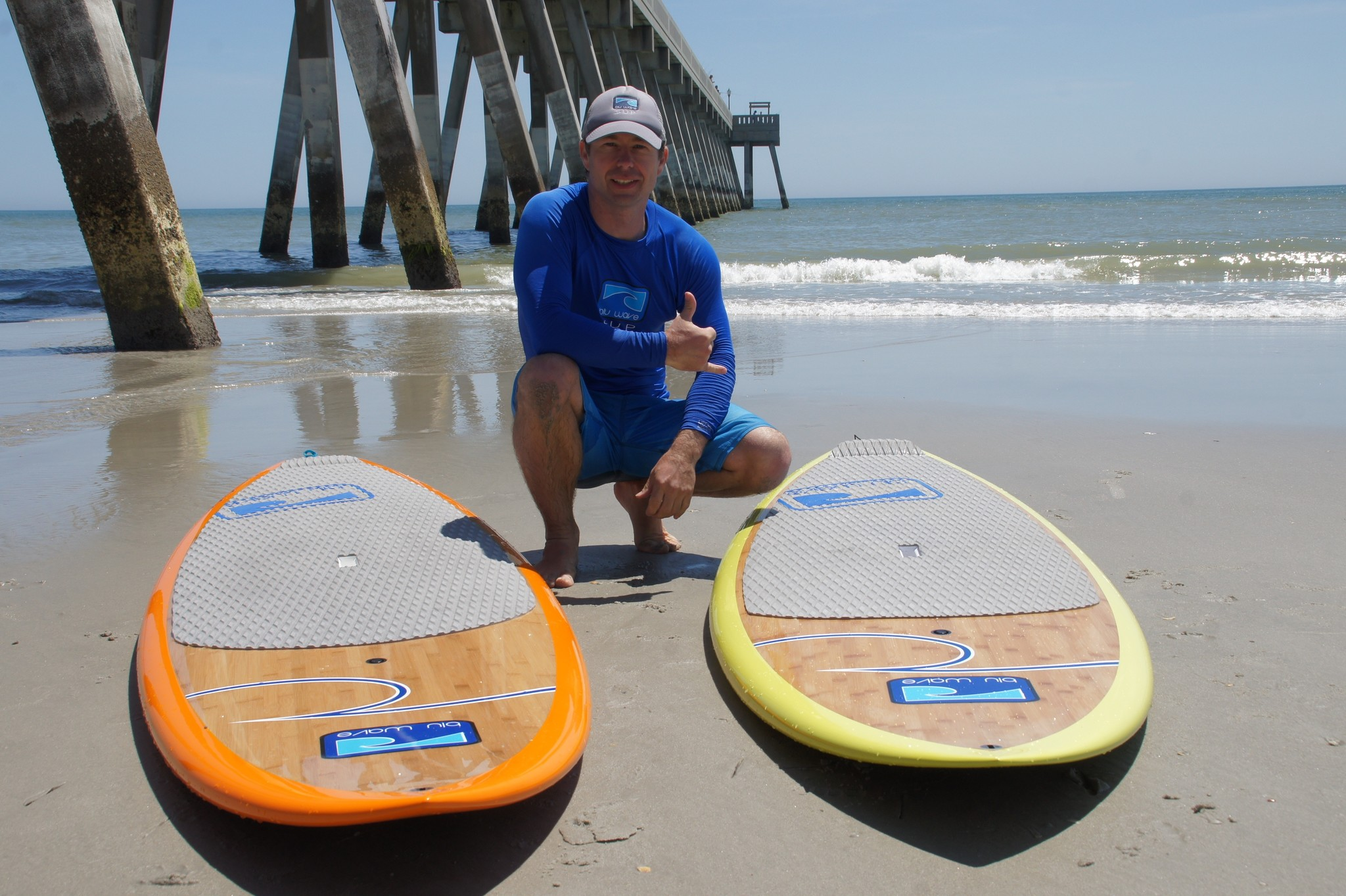 Blu Wave Founder - Aaron Pilon