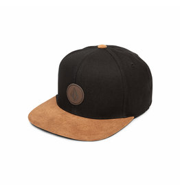VOLCOM VOLCOM Quarter Fabric Hat Lead