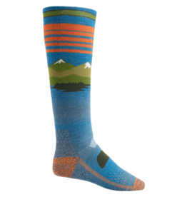 BURTON BURTON Performance Midweight Sock Vista
