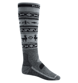 BURTON BURTON Performance Midweight Sock Black Heather