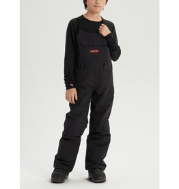 BURTON BURTON Kids Skylar Bib True Black