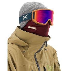 ANON ANON Relapse MFI Goggle + Bonus Lens Doa/Sonar Infrared Blue