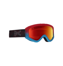 ANON ANON Tracker Goggle Impossible/Red Amber
