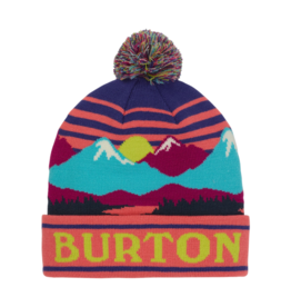 BURTON BURTON Kids Echo Lake Beanie Georgia Peach