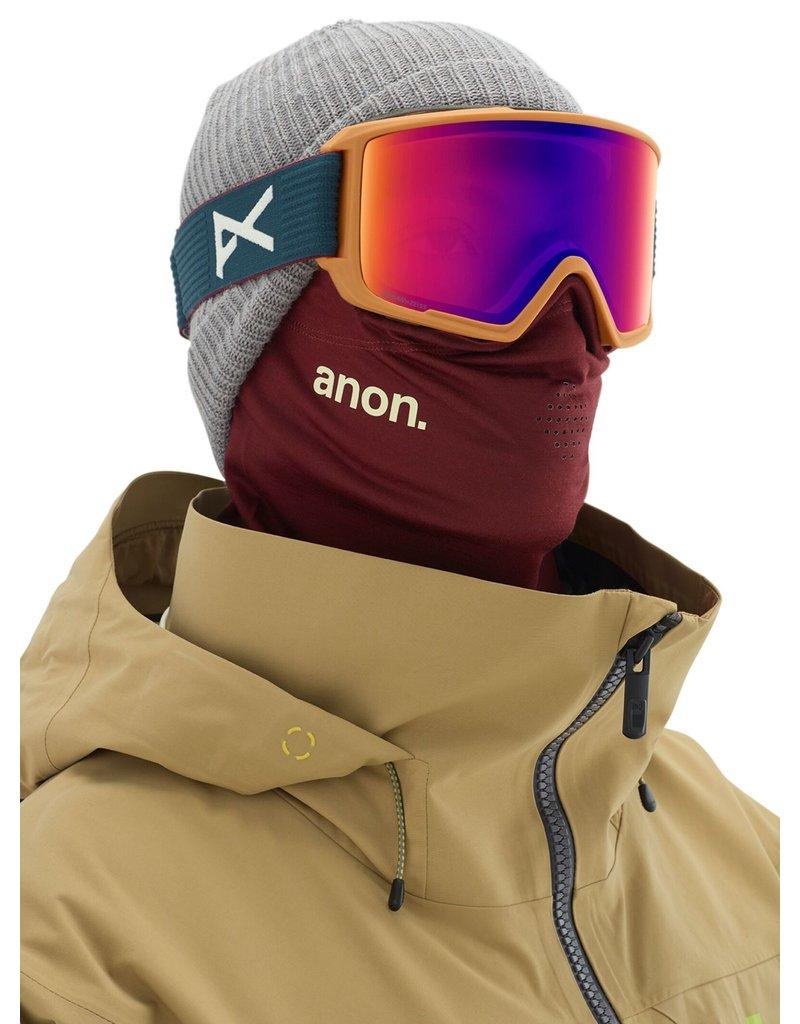ANON ANON M3 MFI Goggle + Bonus Lens Doa/Sonar Infrared Blue