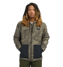 BURTON BURTON Mallet Hooded Jacket Worn Camo